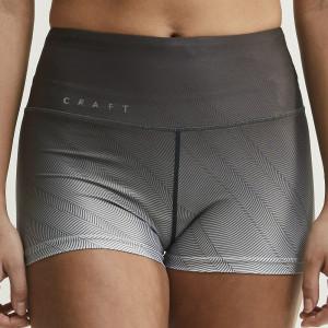 Dámské šortky CRAFT Charge Hot šedočerná