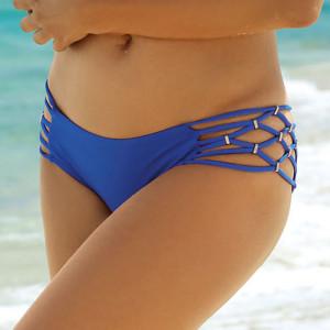 Spodní díl dámských plavek Calipso modrá