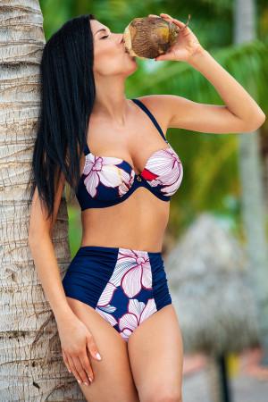 Dámské dvoudílné plavky Ariella barevná 36-G