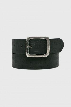 Guess Jeans - Kožený pásek