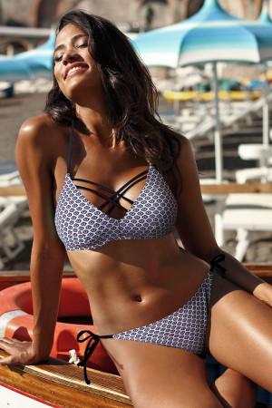 Dvoudílné dámské plavky Palomino barevná