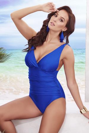 Dámské jednodílné plavky Sofia Blue tmavěmodrá