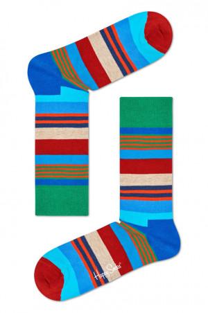 Happy Socks - Ponožky Multi Stripe