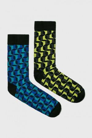 Medicine - Ponožky Geometrical (2-pack)