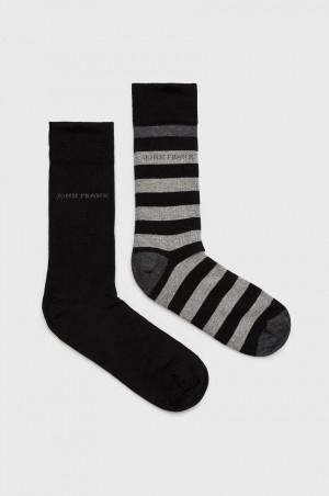 John Frank - Ponožky (2-Pack)