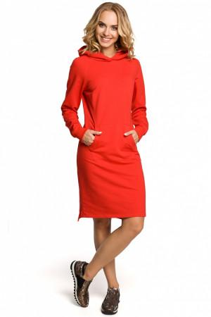 Dámské šaty M329 - Moe červená
