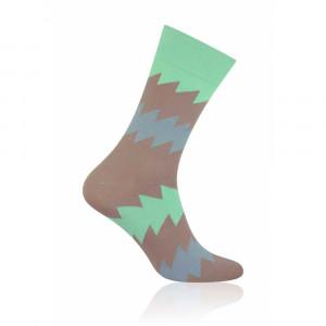 Pánské ponožky More Elegant 079 béžová 39-42