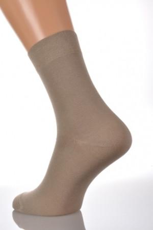 Pánské ponožky Derby Bambus béžová 45-47