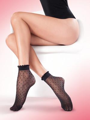 Dámské ponožky Gabriella Puntina Socks 616 bílá univerzální