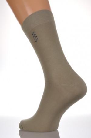 Pánské ponožky Derby Classic bílá 39-41