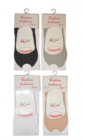 Dámské ťapky Risocks Cushion Ballerina Art.5692228 béžová 36-41