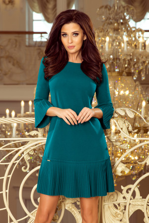 Dámské šaty 228-5 modrá