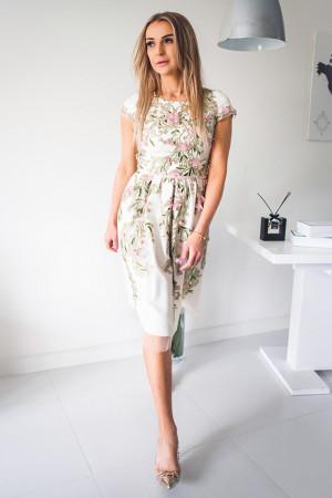 Společenské šaty  model 133777 Jersa