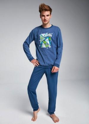Cornette F&Y Boy 967/31 Born Pyžamo 170/S jeans