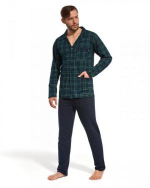 Cornette 114/34 Pánské pyžamo XXL jeans