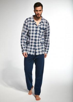 Cornette 114/35 Pánské pyžamo XXL jeans