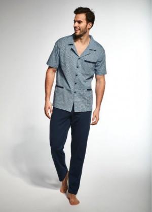 Cornette 318/33 Pánské pyžamo XXL jeans