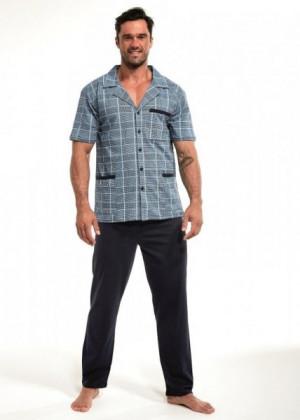 Cornette 318/36 Pánské pyžamo M jeans