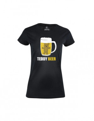 Tričko dámské Teddy Beer