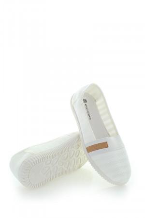 Dámské baleríny XJ-2959 - Ideal shoes světle šedá