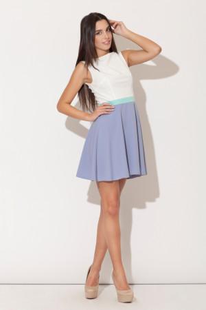 Dámské šaty K083 violet