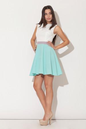 Dámské šaty K083 mint