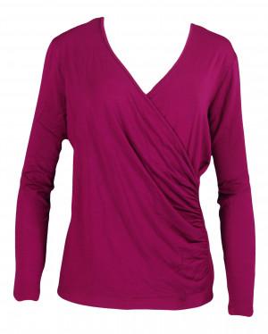 Dámské tričko Kami - Favab fuchsia