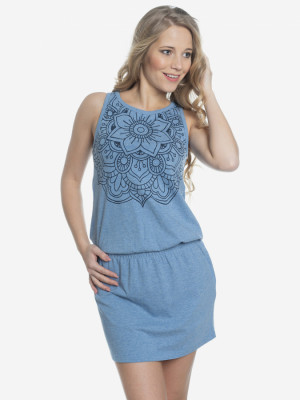 Šaty SAM 73 LSKN186 Modrá