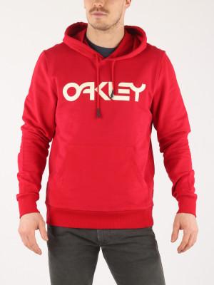 Mikina Oakley B1B PO Hoodie Červená