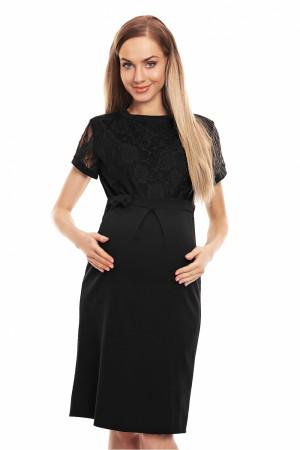 Těhotenské šaty model 133324 PeeKaBoo  L/XL