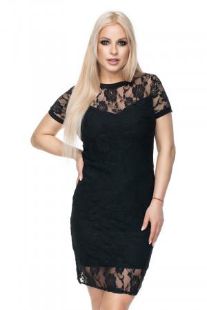 Večerní šaty model 133345 PeeKaBoo  L/XL