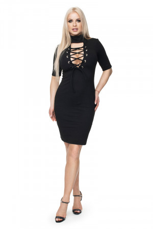 Večerní šaty model 133356 PeeKaBoo  L/XL