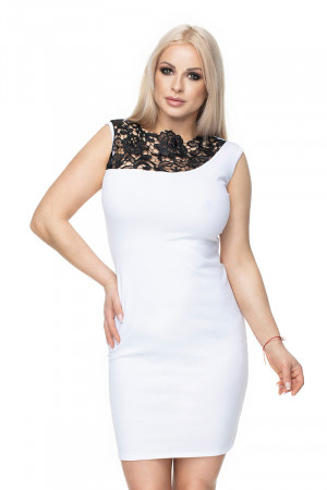 Večerní šaty model 133357 PeeKaBoo  L/XL