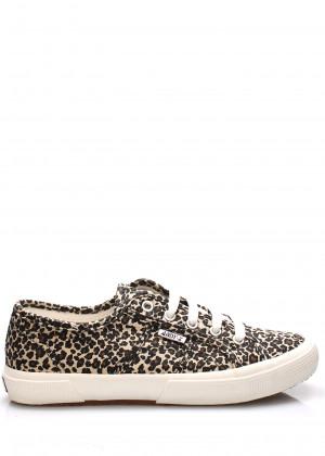 Leopardí nízké tenisky ANDY-Z