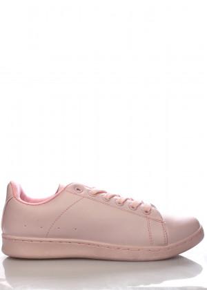 Růžové tenisky Monshoe