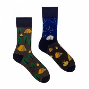 Spox Sox Camping Ponožky 40-43 vícebarevná