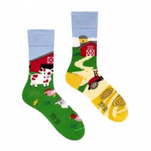 Spox Sox Farm Ponožky 40-43 vícebarevná
