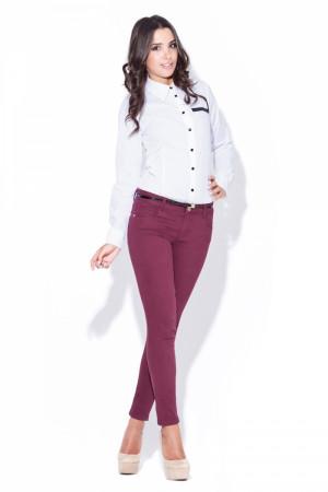 Dámská košile K033 white