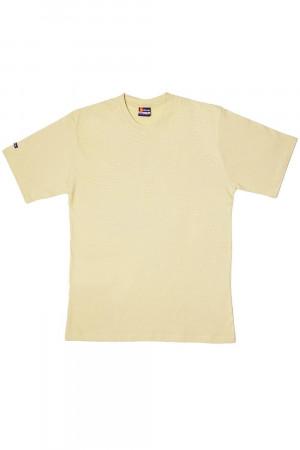Pánské tričko 19407 beige