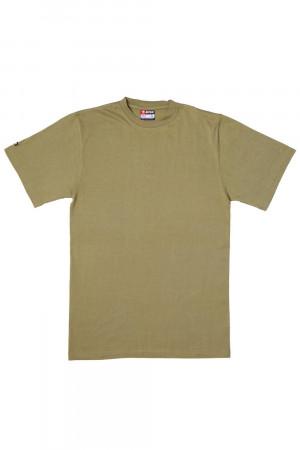 Pánské tričko 19407 coffee