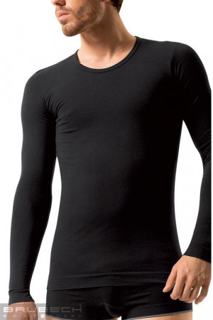 Pánské tričko LS 01120 Long sleeve white