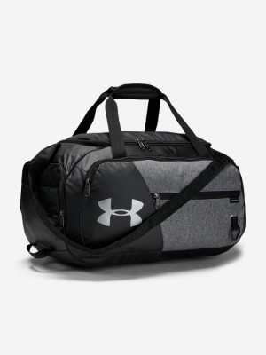 Taška Under Armour Undeniable Duffel 4.0 Sm-Gry Šedá