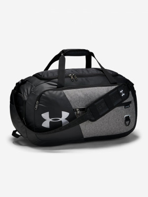 Taška Under Armour Undeniable Duffel 4.0 Md-Gry Šedá
