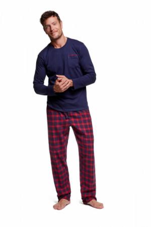 Henderson Ghost 2 37294-59X Pánské pyžamo L tmavě modrá