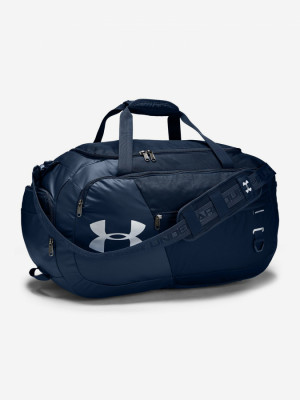 Taška Under Armour Undeniable Duffel 4.0 Md-Nvy Modrá