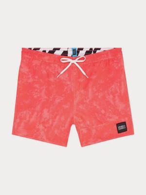 Boardshortky O´Neill Pm Textured Shorts Růžová