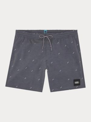 Boardshortky O´Neill Pm Strucktured Shorts Šedá