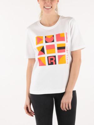 Tričko Reebok Classic Gigi Tshirt Bílá