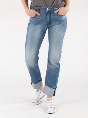 Džíny Replay WA671 Pantalone Modrá