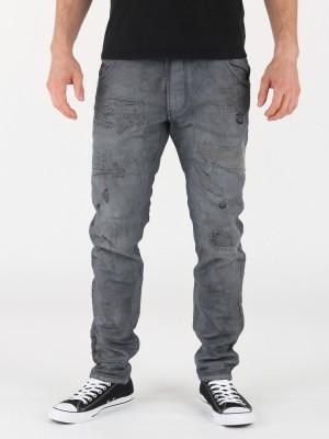 Jogg Jeans Diesel Krooley Cb-Ne Sweat Jeans Šedá